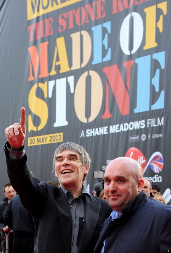 Stone Roses Reunite For World Premiere Of Shane Meadows' 'Made Of Stone', Documenting