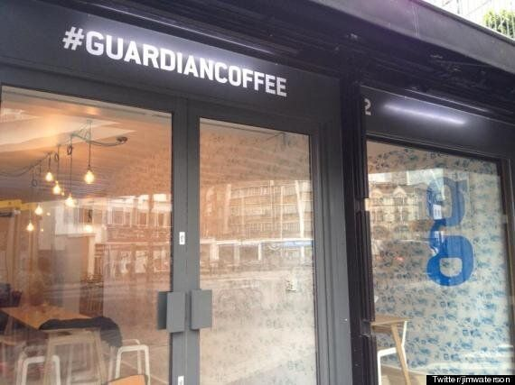 What's On The Menu At #guardiancoffee?