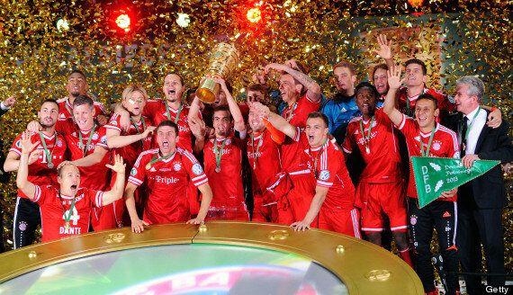 Bayern Munich Clinch Treble With DFB-Pokal Final Win Vs Stuttgart