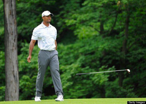 Tiger Woods Posts Career-Worst Nine Holes At Memorial Tournament