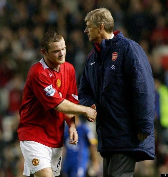 Arsène Wenger, Arsenal Manager, Hints At Wayne Rooney