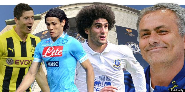Edinson Cavani, Marouane Fellaini And More: Chelsea Transfer