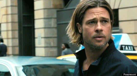 WATCH: Brad Pitt Speaks About 'World War Z' Zombie Blockbuster, Ahead Of Premiere With Angelina