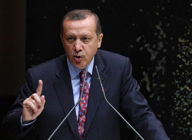 Turkey Protests: Recep Tayyip Erdogan Slams 'The Menace Of