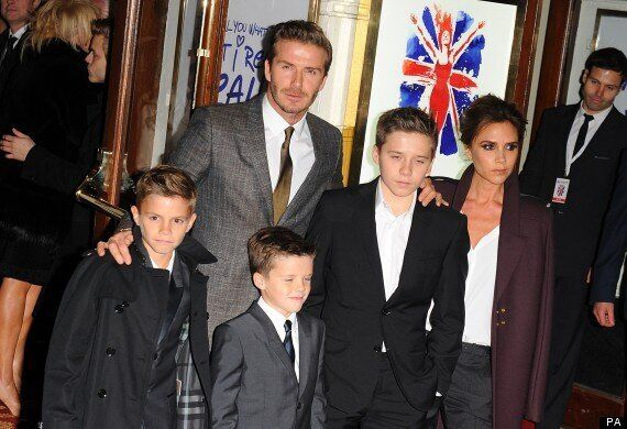 David And Victoria Beckham Planning Move Back To
