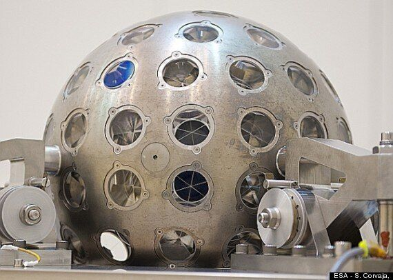 Space 'Disco Ball' Will Look For Evidence Of Rotational