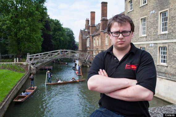 Cambridge Student Ben Cronin Rejected For Punting Job As 'Too