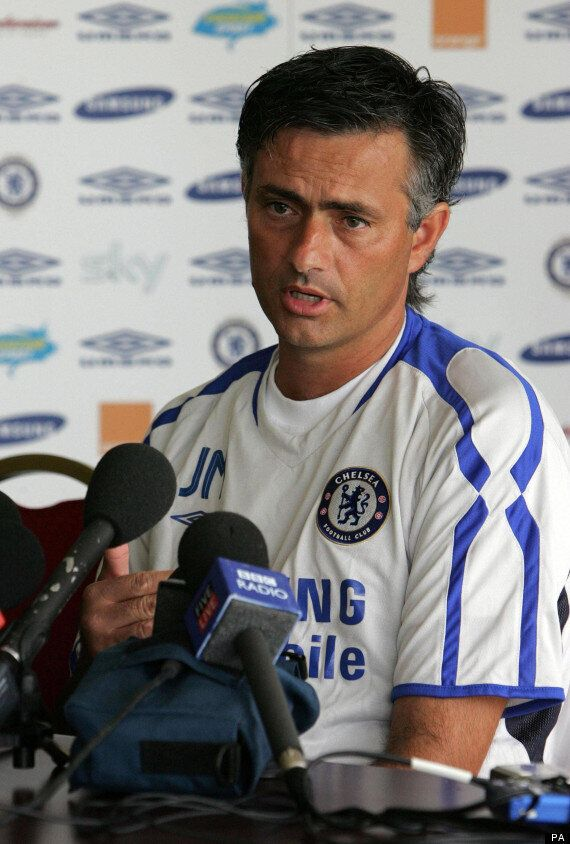 José Mourinho New Chelsea Manager: His Best