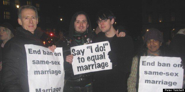 Will the House of Lords Vote for Marriage