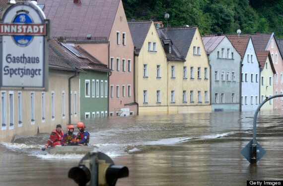 Flooding In Czech Republic, Austria, Germany Causes Devastation And Deaths, Prague Threatened By Rising...