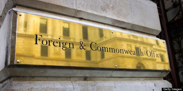 The Foreign Office said it was 'extremely concerned' about Mr