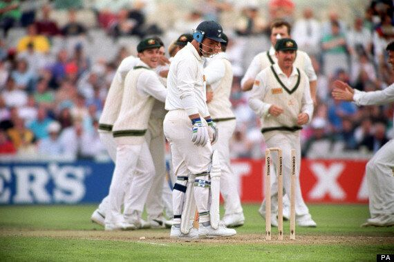Shane Warne's Ball Of The Century Vs Mike Gatting 20 Years On