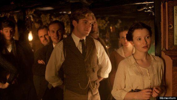 'Downton Abbey' Star Dan Stevens Reveals He Had No Say In Character Matthew Crawley's