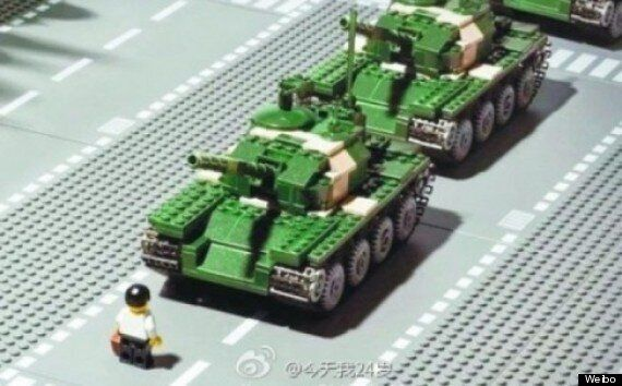 Tiananmen Square: Duck Memes Posted To Get Past Chinese Censors On 24th