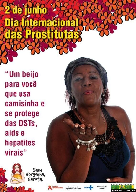 'Happy I'm A Prostitute' Campaign Dropped By Brazil