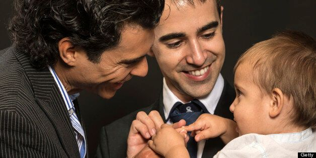 Children brought up by gay couples are healthier and have better relationships with their