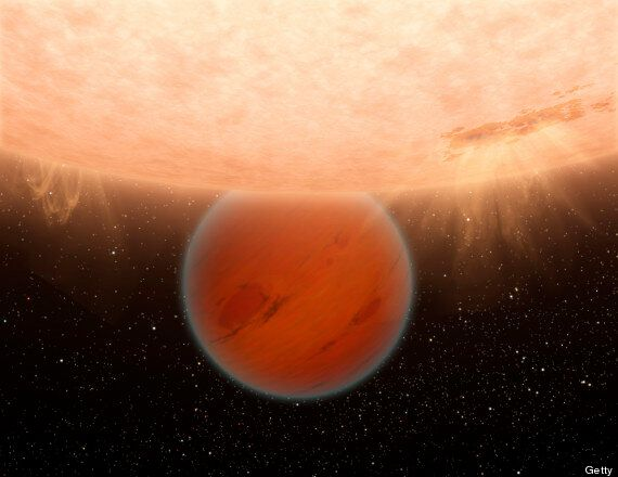 Giant Alien Worlds May Resemble 'Flying Toasters' In