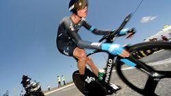 Froome Takes Lead In Critérium Du Dauphiné