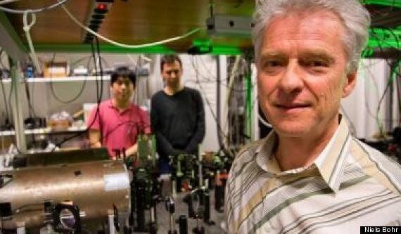 Quantum Breakthrough Could Lead To Satellite-To-Earth