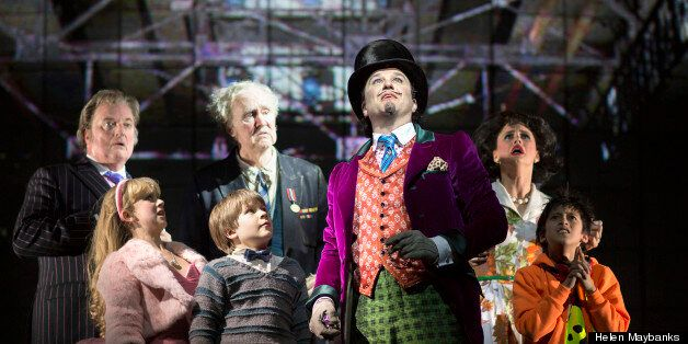 Charlie And The Chocolate Factory Musical Competition: Win Tickets And A Fantastic Experience For Your