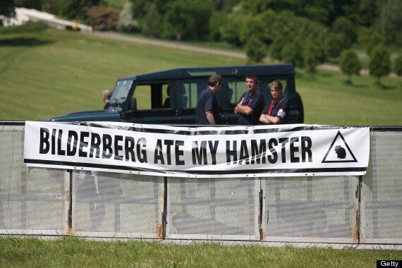 Bilderberg Group 2013: Alex Jones And Fringe Attendees Offer Everything From Conspiracy To Concern Over...