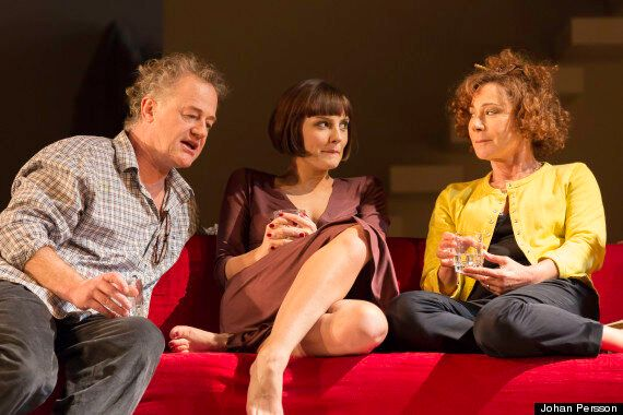 Passion Play (REVIEW): Zoë Wanamaker And Samantha Bond Are Sisters Of The