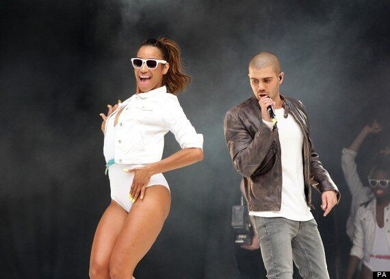 Nathan Sykes Rejoins The Wanted At Capital Summertime Ball Following Vocal Cord Surgery (PICS &