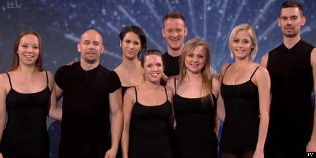Britain's Got Talent Apologises For 'Egging On' Hungarian