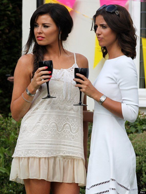 TOWIE's Lucy Mecklenburgh And Jessica Wright Suspended Over Alleged Fight With Jasmin