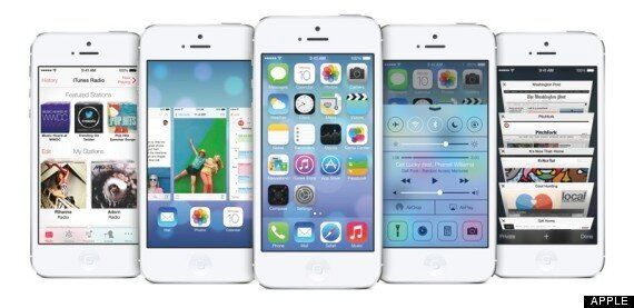 iOS 7 Announced: Pictures, Video And Secrets Of Apple's New Mobile
