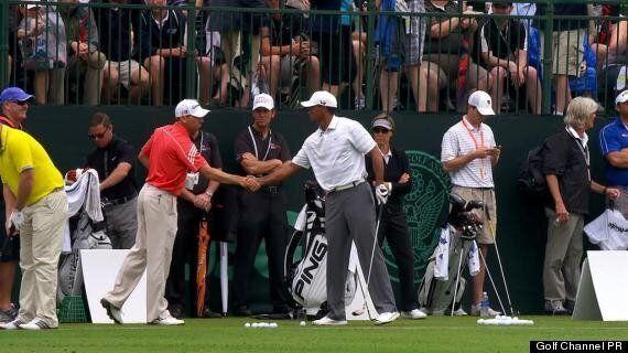 Sergio García 'Should Expect Boos' At US Open Over Tiger Woods
