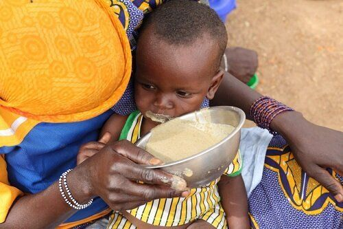 Funding for Nutrition Should Be a Marathon, Not a