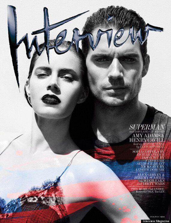 Henry Cavill, 'Man Of Steel' Star, Interview Magazine Shoot: 'A Lot Of Batman Fans Think Superman Is...