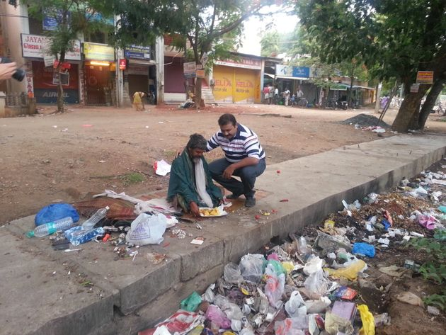 Narayanan Krishnan: Chef Dedicates his Life to Help the Homeless in