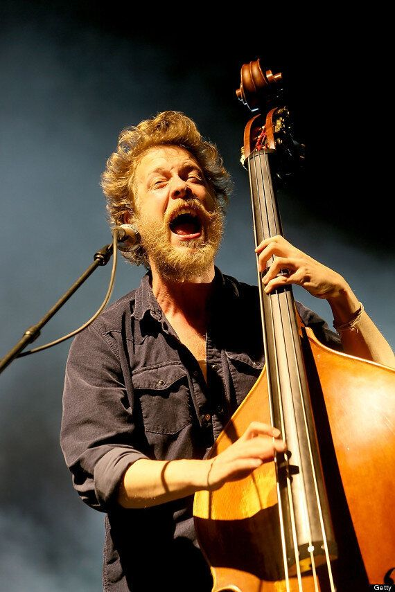 Mumford & Sons Bassist Ted Dwane Hospitalised With Blood Clot On The