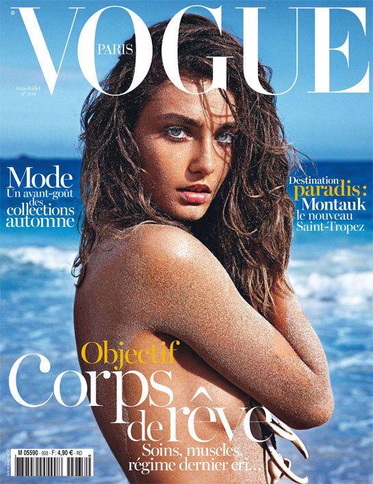 Vogue Paris June/July: On Location With Mario