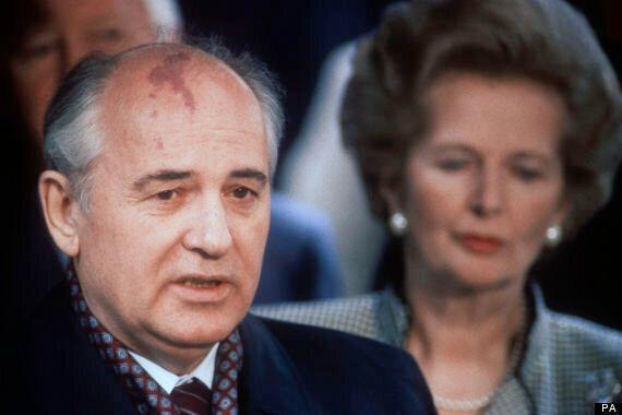 Mikhail Gorbachev, Former Soviet Leader, Admitted To Kremlin Hospital For Tests