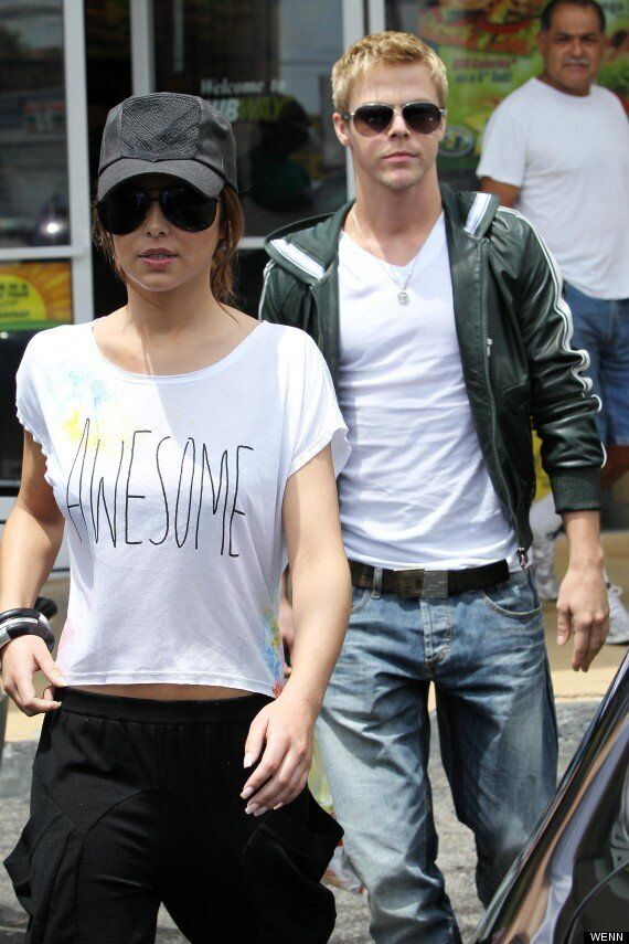 Cheryl Cole's Ex Derek Hough Breaks Silence On Relationship, Finally Admitting They