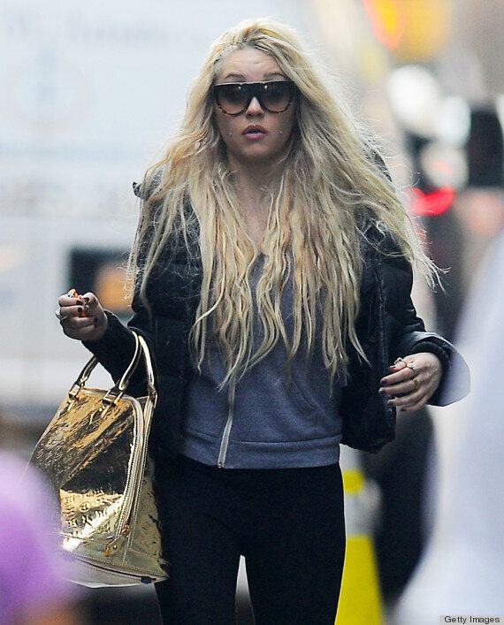 Amanda Bynes Continues Feud With Miley Cyrus, With 'Ur Ugly'