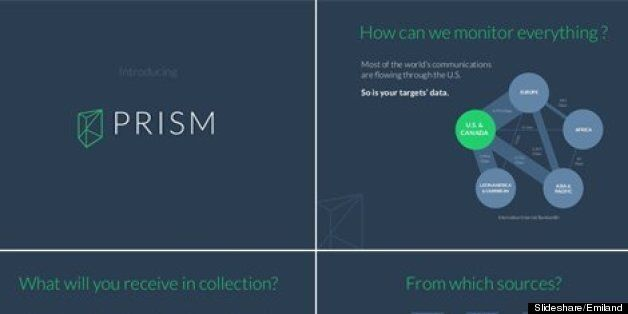 Terrible NSA Prism PowerPoint Slides Get A Makeover