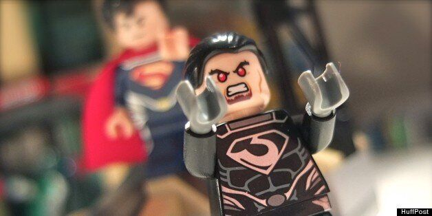 Lego MiniFigs 'Getting Angrier' Says Academic