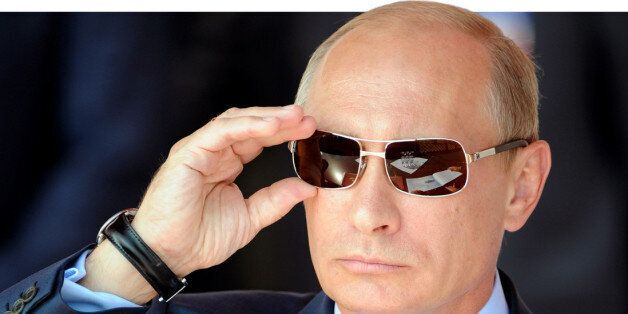 Putin - A Byzantine Emperor in All but