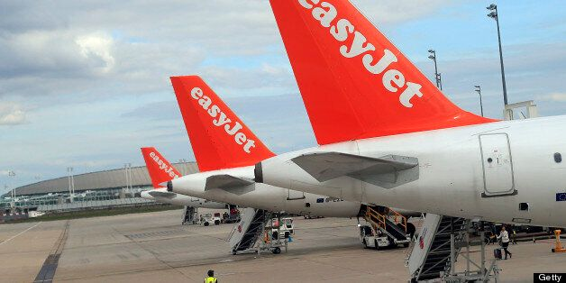 Easyjet and BA have been forced to cancel flights because of the