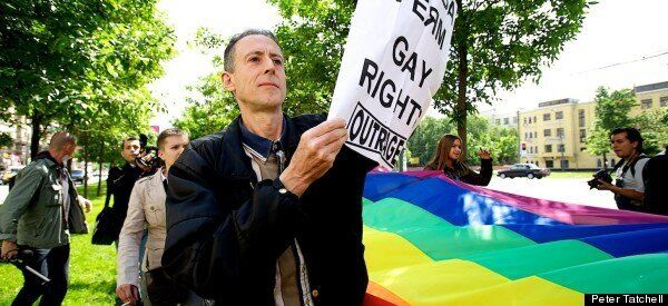 Russian Anti-Gay Law Violates the Constitution and European Human Rights