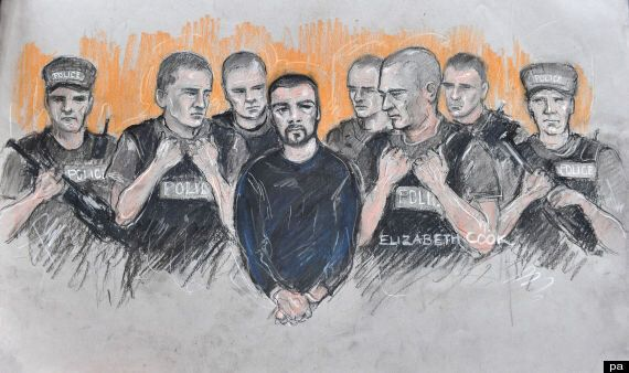 Dale Cregan Trial Jury Finds Him Not Guilty Of Attempted Murder Of Sharon