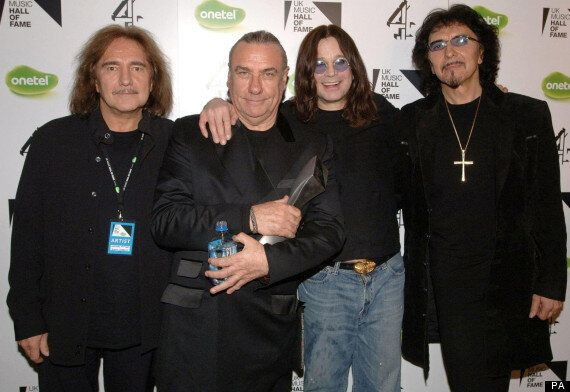 Black Sabbath On Course For First Number One In 43