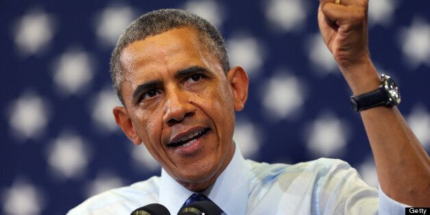 Barack Obama has given the go-ahead for weapons to be sent to