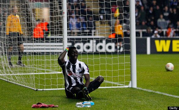 Papiss Cissé, Newcastle United Striker, 'Racially Abused By English Defence