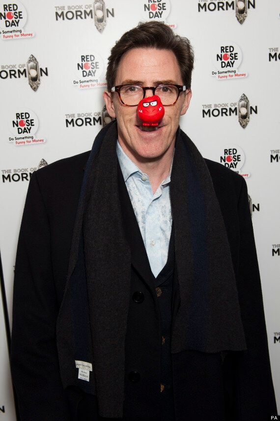 Rob Brydon Awarded MBE In Queen's Birthday Honours