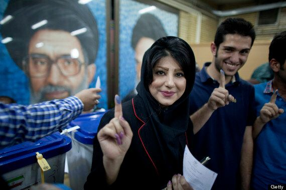 Iran Elections: Moderate Cleric Hassan Rouhani Favourite To Succeed Mahmoud
